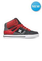DC Spartan High WC red/black/grey