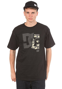 DC Splatter S/S T-Shirt black