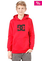 DC Star Hooded Sweat athletic red