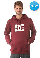 DC Star Hooded Sweat zinfandel