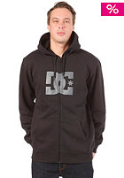 DC Star Hooded Zip Sweat black