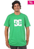 DC Star S/S T-Shirt 2013 emerald