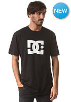 DC Star S/S T-Shirt anthracite - solid