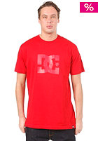 DC Star S/S T-Shirt athletic red