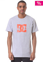 DC Star S/S T-Shirt heather grey