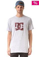 DC Star S/S T-Shirt heather grey