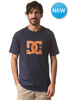 DC Star S/S T-Shirt peacoat - solid