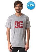 DC Star S/S T-Shirt steel gray - heather