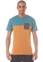 DC Suburban S/S T-Shirt atlantic depths