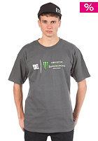 DC Supercross Monster S/S T-Shirt castlerock