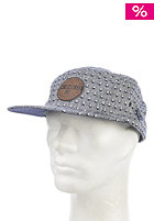 DC Tanning Bed Snapback Cap orion blue