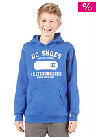 DC Top Floor Hooded Sweat olympian blue