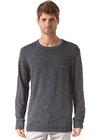 DC Weeksville Knitted Sweat heath blk iris