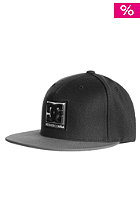 Whipped M Cap anthracite - solid