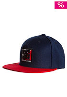 DC Whipped M Cap black iris - solid
