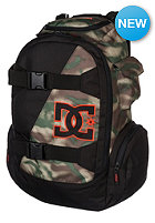 DC Wolfbred Backpack cadmium green - pattern_1