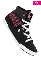 DC Womens Asset Hi black/crazy