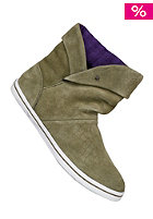 DC Womens Aura Boot olive/white