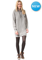 DC Womens Ava Dress Hooded Sweat heather grey