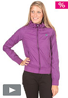 DC Womens B-Side Windbreaker Jacket pure mgc