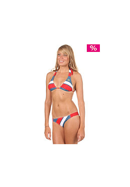 DC Womens Bishop Slider Triangle Bikini blue hazel