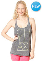 Womens Chillax Tank Top black