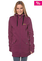 DC Womens Crystal Jacket 2013 dark purple