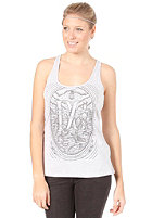 DC Womens Davy Jones Tank Top grey heather