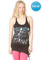 DC Womens Day One Sunshine Tank Top black