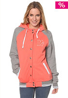 DC Womens Drummond Jacket 2013 hotcoral