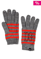 DC Womens Hide Glove heather stone