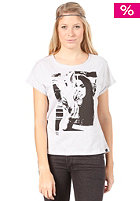 DC Womens Identify S/S T-Shirt grey heather