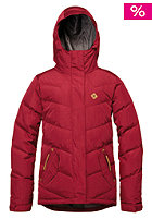 DC Womens Liberty 14 Snow Jacket anemone