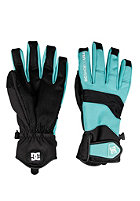 DC Womens Mizu Glove 2013 arcadia green