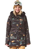 DC Womens Nature Jacket camo