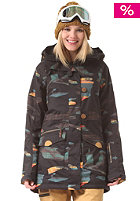 DC Womens Nature Jacket camo