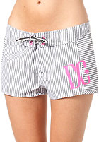 DC Womens Nella Boardshort stripes down