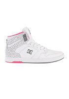 DC Womens Nyjah High white/pink