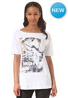 DC Womens Raw Tiga S/S T-Shirt star white - solid