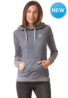 DC Womens Rebel Star Hooded Sweat indigo heather