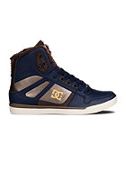 DC Womens Rebound Slim Wnt navy/camel