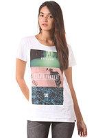 DC Womens Skate Harder Tee S/S T-Shirt white