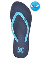 DC Womens Spray navy/turquoise