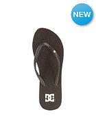 DC Womens Spray Sandals black/black/white