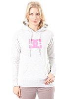 DC Womens Star Hooded Sweat grey heather