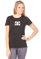 DC Womens Star S/S T-Shirt black