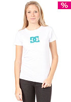 DC Womens Star S/S T-Shirt optic white