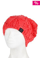 DC Womens Tayce Beanie 2013 hotcoral