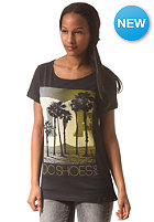 DC Womens Tourista S/S T-Shirt anthracite - solid
