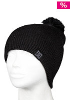 DC Womens Yippie Beanie 2013 black